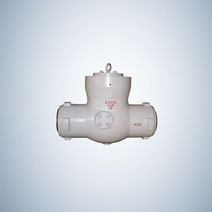 Cast Steel SW Ends Pressure Seal Check Valve
