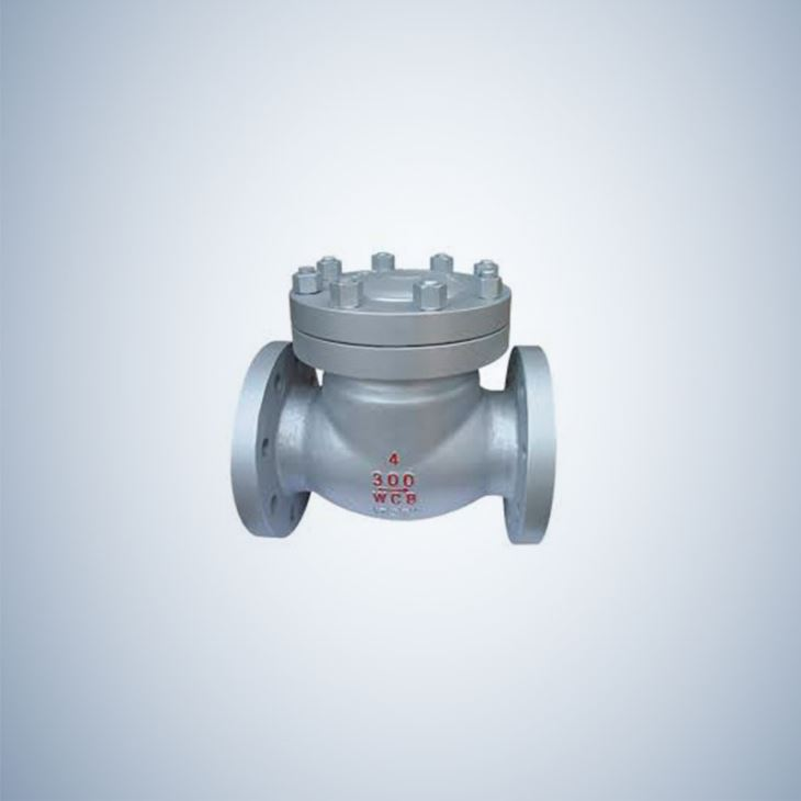 Customized Cast Steel Swing Check Valve
