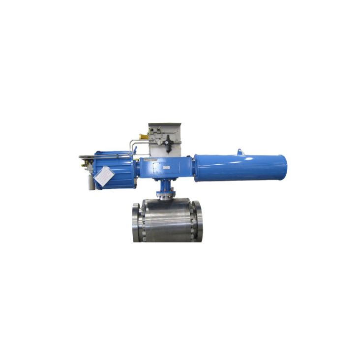 Flanged Type Forged Steel Floating Ball Valve
