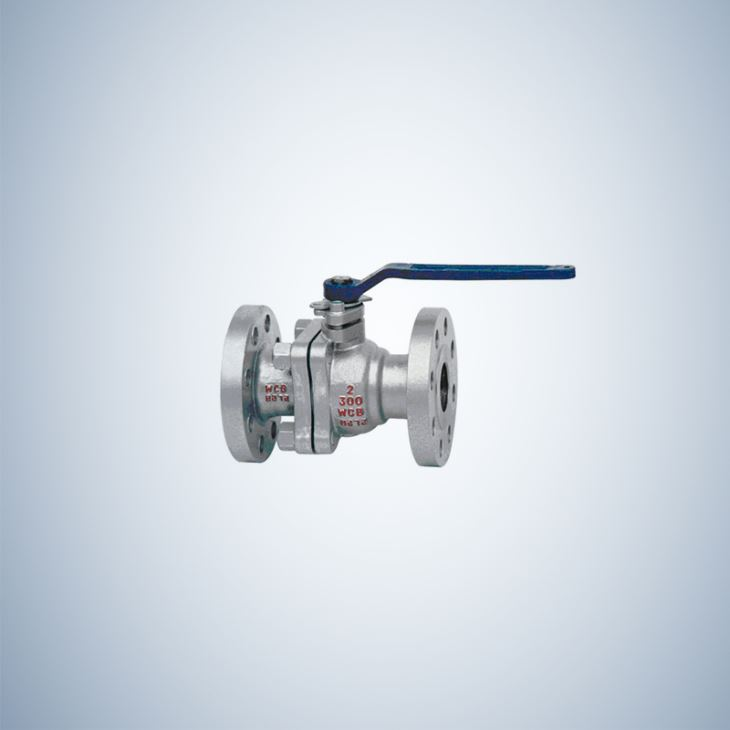 Handwheel Cast Steel Floating Ball Valve