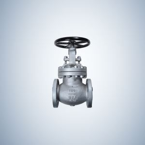 150Lb 4 Inch Cast Steel Bolted Bonnet Globe Valve