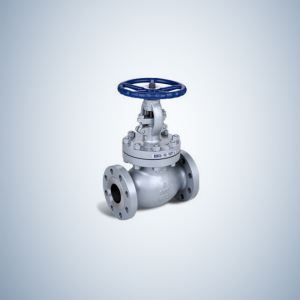 150Lb Cast Steel Globe Valve Flanged Ends