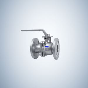 2 Inch 150Lbs Cast Steel Floating Ball Valve