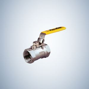 3 Inch Small 1 Piece Threaded Ball Valve