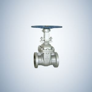 6 Inch Cast Steel Gate Valve