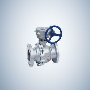8 Inch 300Lbs Cast Steel Floating Ball Valve