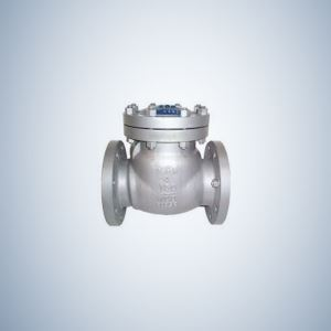 Butt Weld Cast Steel Check Valve