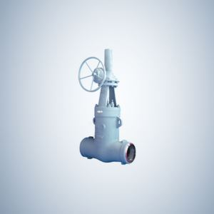 Cast Steel BW Ends Pressure Seal Gate Valve