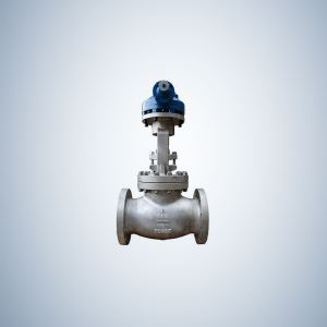 Flanged Ends Cast Steel Globe Valve