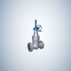 Cast Steel Pressure Seal Bonnet Gate Valve