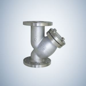 Cast Steel Strainer