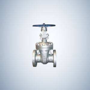 Cast Steel Wheel Handle Globe Valve