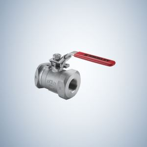 Cf8M Threaded Ball Valve