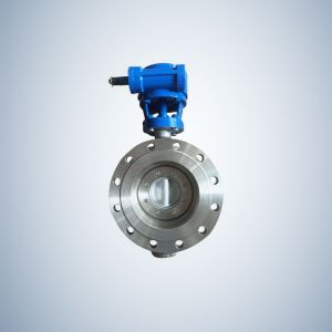 Stainless Steel Double Offset Butterfly Valves