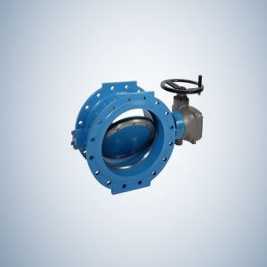 Flanged Type Triple Offset Butterfly Valve