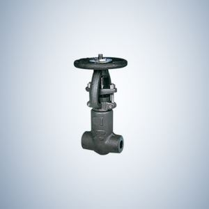 Forged Steel Pressure Seal Globe Valve