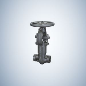 Forged Steel Pressure Sealing Globe Valve