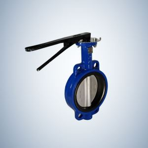 Handle Operated Concentric Butterfly Valve