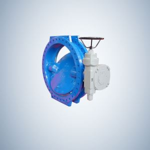High Performance Double Offset Butterfly Valve