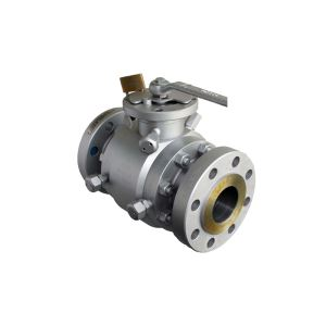 Inch 600Lb Forged Steel Floating Ball Valve