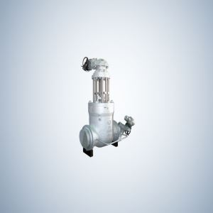 Pressure Seal Bonnet Gate Valve with Bypass