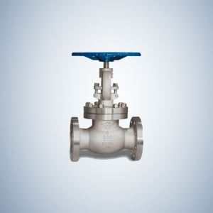 Stainless Steel and Stem Globe Valve Flanged Ends