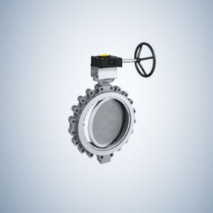 Dimensions Dn150 Triple Offset Butterfly Valve
