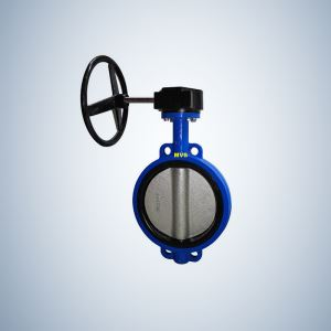 Wafer Type Butterfly Valve Wafer Type Concentric Butterfly Valve