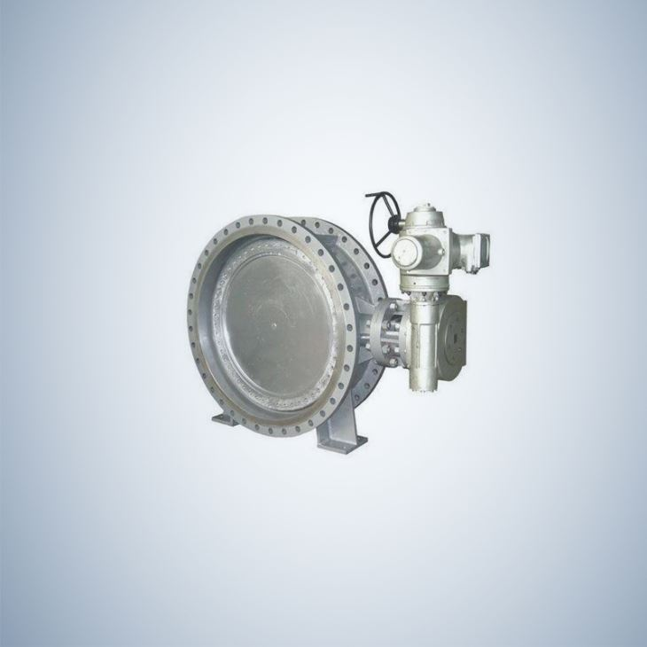 Design Metal Seated Triple Offset Triple Eccentric Butterfly Valve