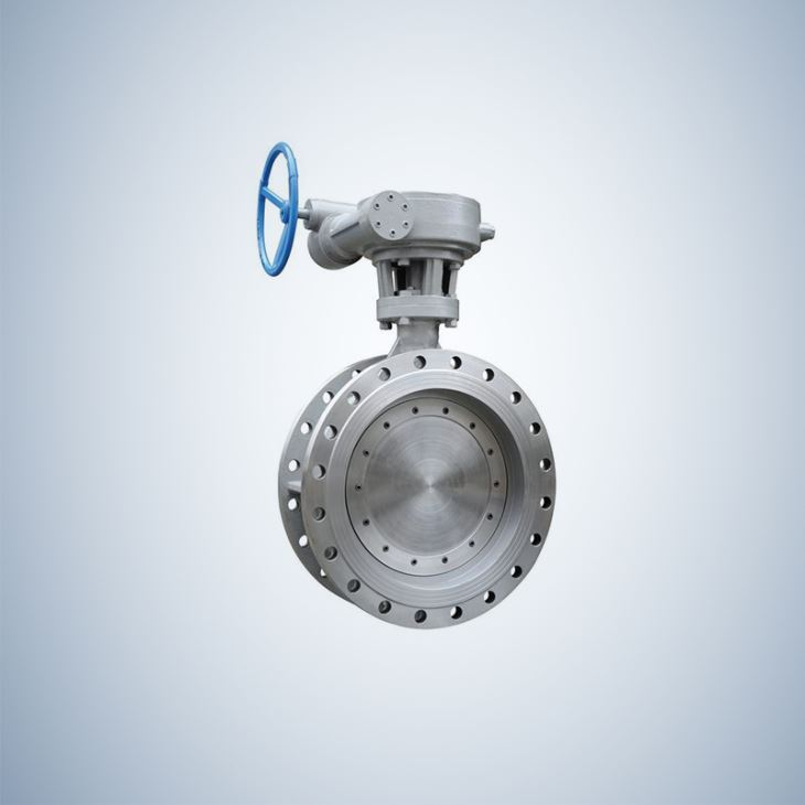 Stainless Steel Triple Offset Butterfly Valve
