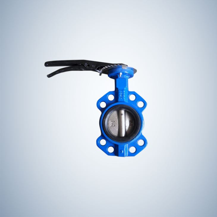 Wafer Full Lug Type Concentric Butterfly Valve