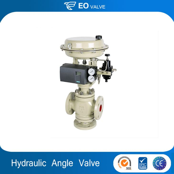Direction Mini Hydraulic Angle Regulating Control Valve