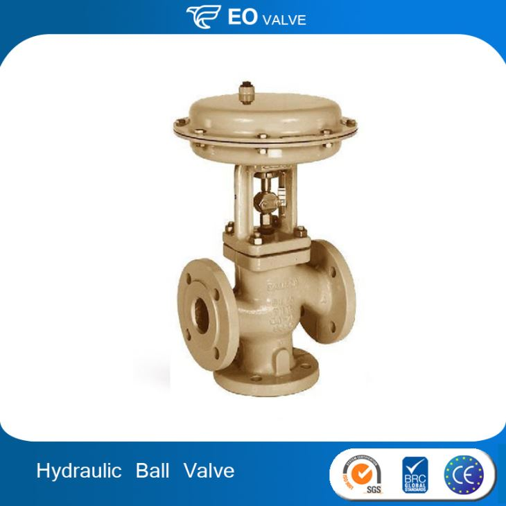 Hydraulic Control Valves Ball Valves With Limit Switch