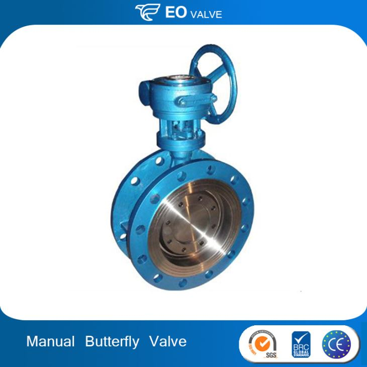 Low Price Dn200 Stainless Steel Butterfly Valve