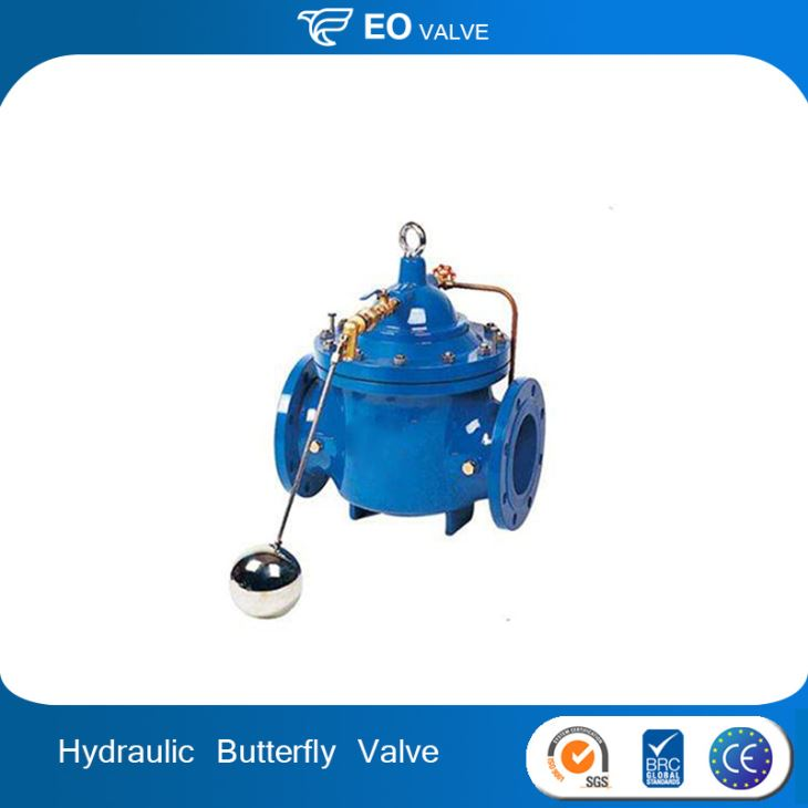 Mechanical Ball Float Water Level Exhaust Directional Control Valve