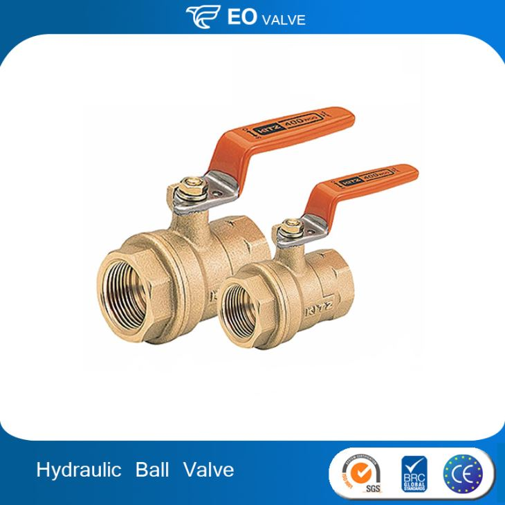 Reliable Hydraulic Solenoid Valve BALL VALVE For Lndustrial Use