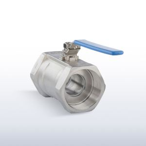 1 PC Reduced Bore Ball Valve