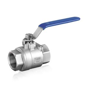 2 PC Ball Valve Male Threaded End