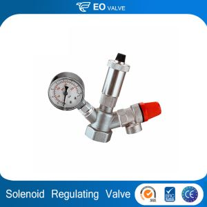 3 Way Solenoid Valve 12v Co2 Pressure Regulating Thermostatic Shower