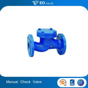 50mm Manual Cast Iron Lift Swing Check Valve