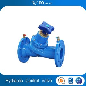 Automatic Hydraulic Balancing Control Valve