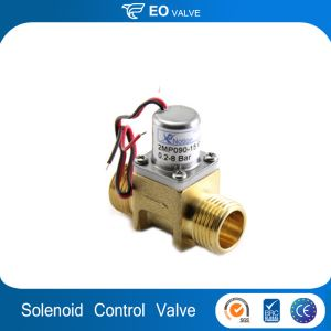 Battery Control Solenoid Latching Valve