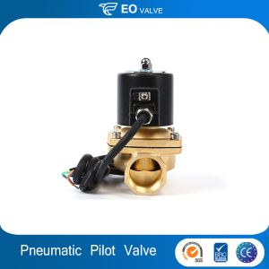 Brass Explosion Protection Pneumatic Control Solenoid Valve