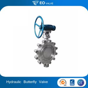Butterfly Valve Stainless Wafer Type Hydraulic Butterfly Valve
