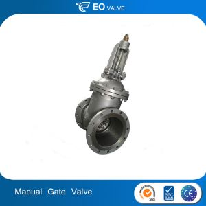 Cast Steel Dn40 Gate Manual Valve