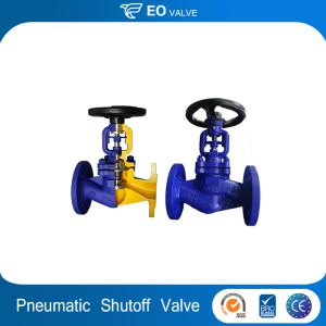 DIN GS-C25 Steam Bellow Globe Valve DN50