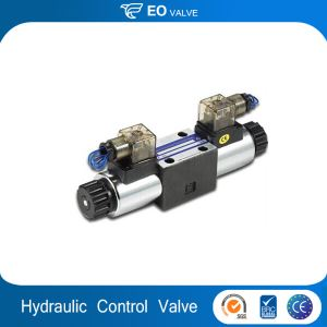 Directional Control Valve Hydraulic Solenoid Valves