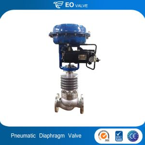 Directional Flow Pneumatic Diaphragm Control Valve
