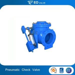 DN200 Customized 6 Inch Swing Pneumatic Check Valve