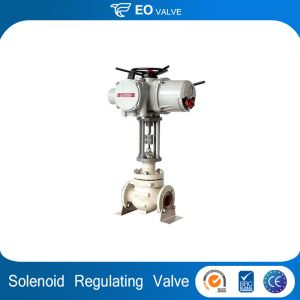Electric Solenoid Digital Sleeve Regulating Control Valve